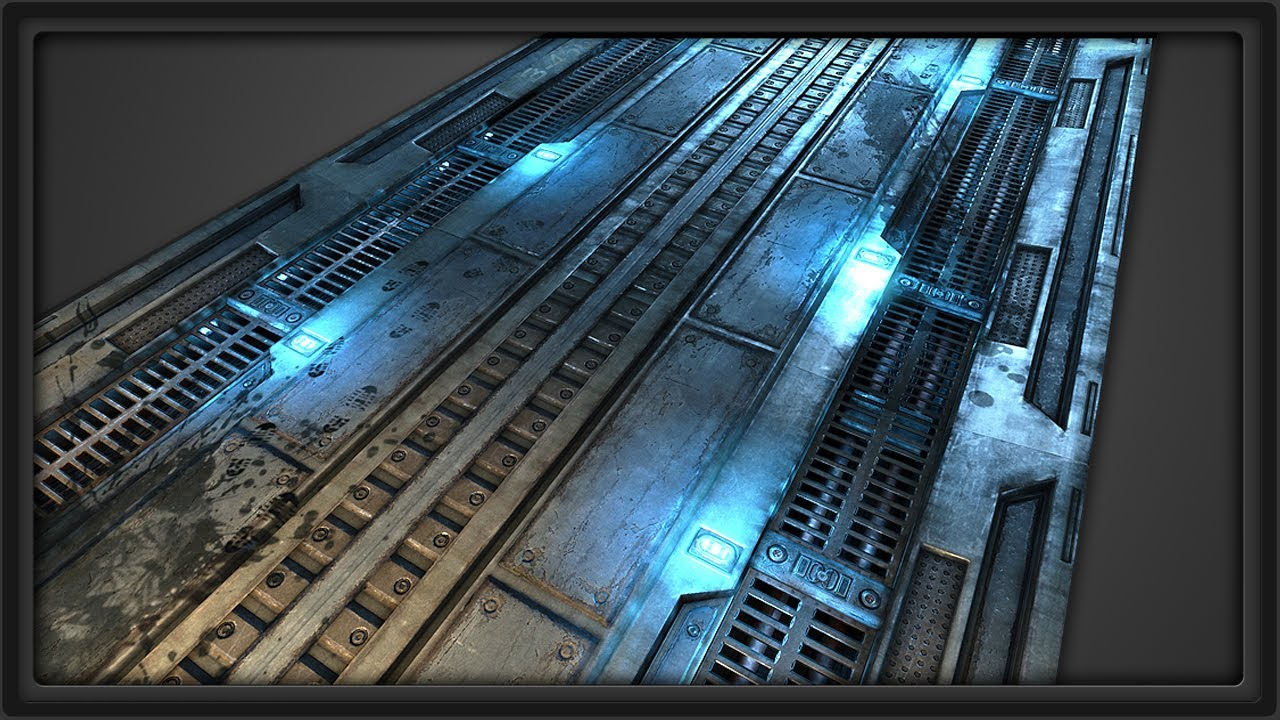 sci fi light texture. The Modular Sci-Fi Floor Workflow Using 3ds Max And UDK (3dm Promo) - YouTube Sci Fi Light Texture