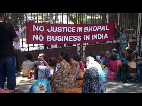 From Bhopal to Mumbai: We Come Seeking Justice