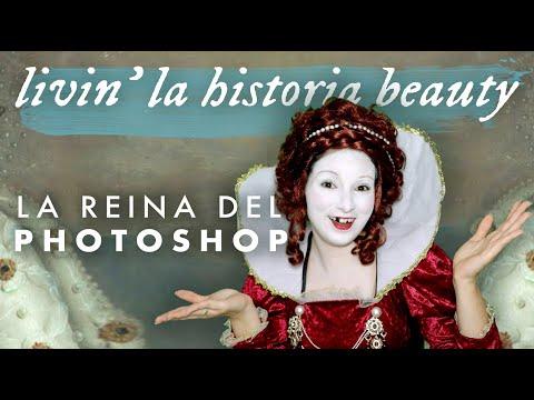 "Elizabeth I: La reina del Photoshop | Livin' la Historia Beauty ""Gloriana"" parte 2"