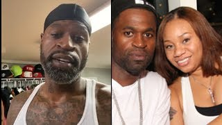 Former NBA Player Stephen Jackson WARNlNG Men About Dealing W/ BlTTER FemaIes