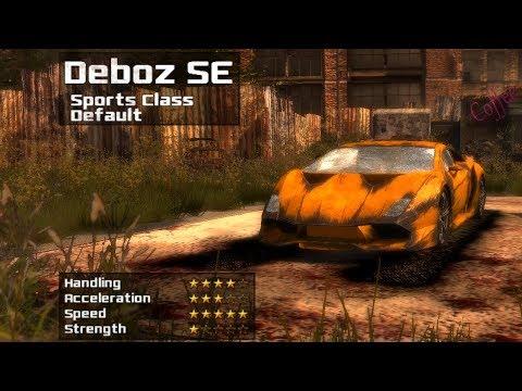 FlatOut 3: Chaos & Destruction - Deboz SE |