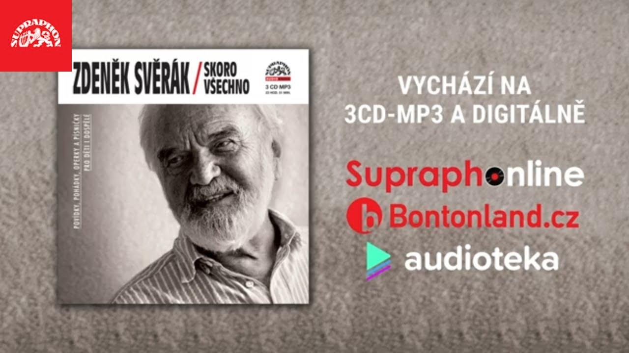 Video Zdeněk Svěrák - komplet k 85. narozeninám