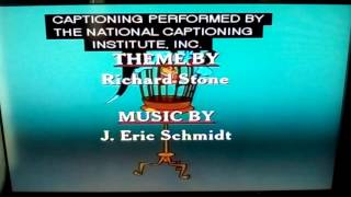 The Sylvester and Tweety Mysteries end credits