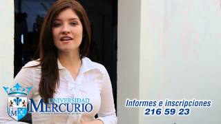 Licenciaturas en Universidad Mercurio - Tepic, Nayarit
