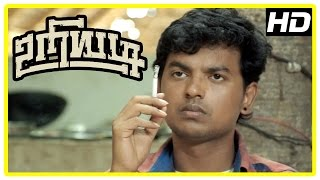 Uriyadi Tamil Movie Scenes | Suruli misbehaves with Henna | Vijay Kumar and friends fight goons