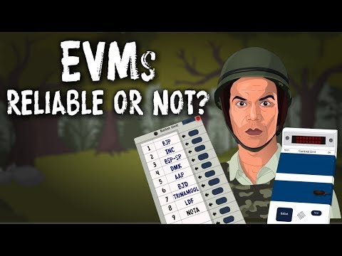 EVMs: Are electronic voting machines reliable or not?