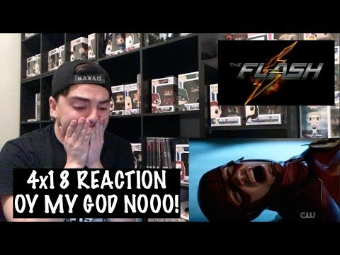 THE FLASH - 4x18 'LOSE YOURSELF' REACTION