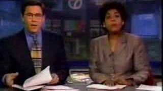 WABC Channel 7 Eyewitness News 5pm open 1999