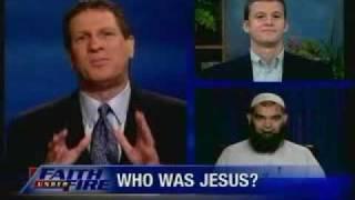 Is Jesus God or Son of God or just Messenger of God?