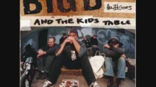 Shine On - Big D and The Kids Table