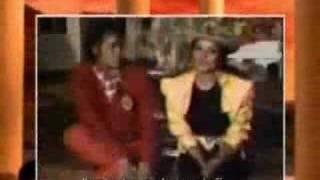 La Toya Jackson interview (part 1/4)