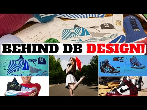 NIKE X DOERNBECHER DESIGN PROCESS: BEHIND THE SCENES!