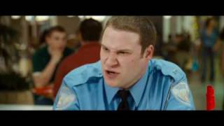 Observe and Report Movie Trailer - Anna Faris and Seth Rogen