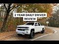 2 YEAR OWNERSHIP REVIEW - 2018 Silverado Z71