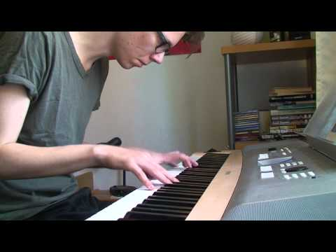 My Chemical Romance - Helena (Piano Cover HD)