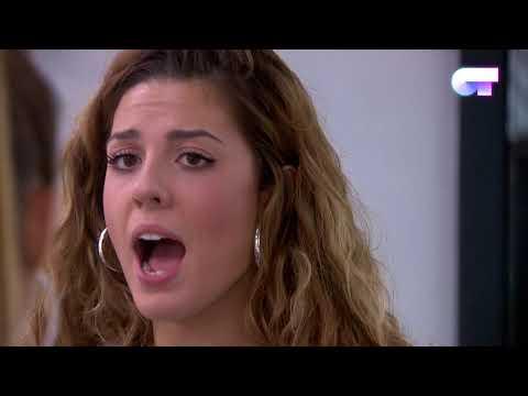 "Miriam canta ""I Wanna Dance with Somebody"" con Mamen (13 DIC) | OT 2017"