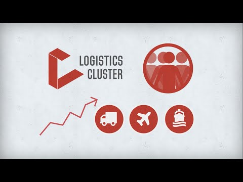 The Logistics Cluster in 2 minutes