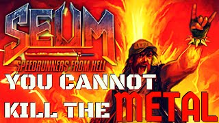 SEUM: SPEEDRUNNERS FROM HELL | Brutal Perfection | MrDangerMoss
