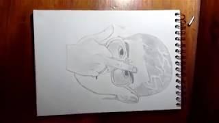 Dibujar a Bad Bunny |  Drawing to Bad Bunny