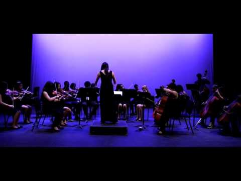 Boreas by Todd Parish - High school for Violin and Dance Orchestra
