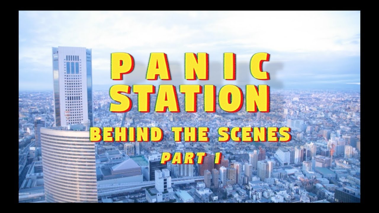 MUSE - Panic Station [Behind The Scenes // Part 1]
