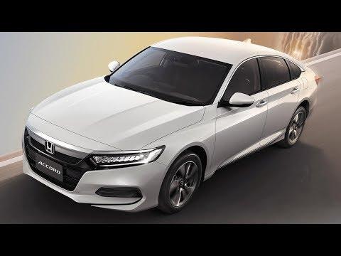 2020 Honda Accord Sedan Introduce