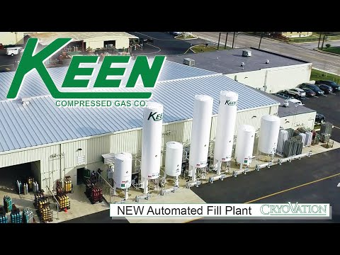 Keen Compressed Gas Fill Plant