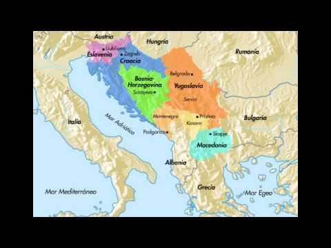 La guerra de los Balcanes y la desaparición de Yugoslavia