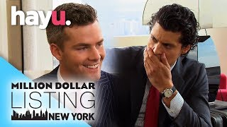 Ryan Bumps Up The Price | Million Dollar Listing New York