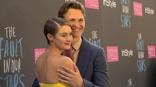 'The Fault In Our Stars' Premiere
