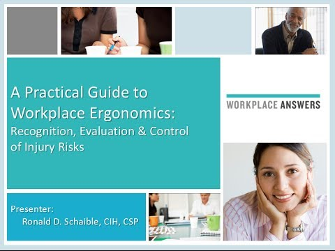 A Practical Guide to Workplace Ergonomics