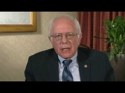Bernie Sanders pans DNC election process - Dauer: 69 Sekunden