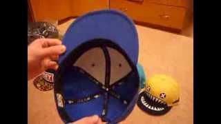 Видео обзор кепок NY,Obey,Bad Boy,NIKE,Boy London,City от SWAGirl&boy Shop
