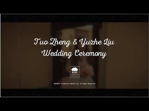 [Sample]GOSKY Production Media(Halifax) - Tuo Zheng and Yuzhe Liu Wedding Ceremony Video Service