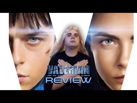 Valerian and the City of a Thousand Planets (2017) Review
