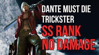 Devil May Cry 3 HD - True Style Trickster - Dante Must Die