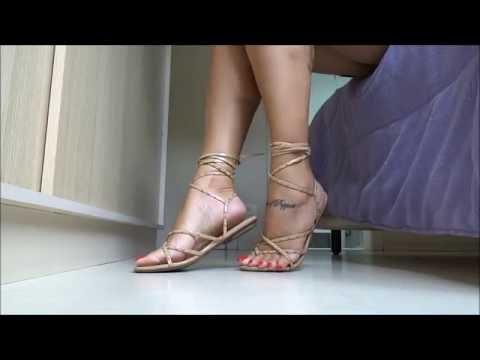 Goddess Tricia - Sandals