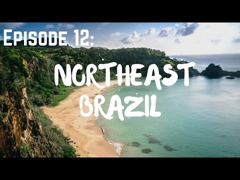 Northeast Brazil: Salvador, Olinda, and Fernando de Noronha