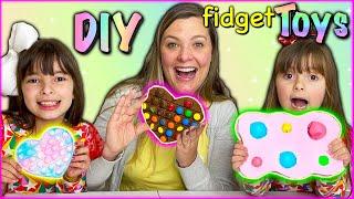 DIY Fidget Toys - Viral TIKTOK Fidget Toys Videos ✅ life hacks fidget toys JÉSSICA GODAR, LAURINHA