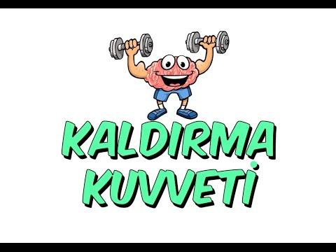 KALDIRMA KUVVETİ GİRİŞ   8.SINIF