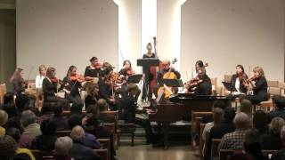 CMC: Fall 2015 Chamber Orchestras Concert