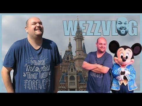 Ik ben in Shanghai Disneyland!