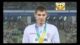 Paweł Wojciechowski MŚ - Daeg 2011 - Dekoracja