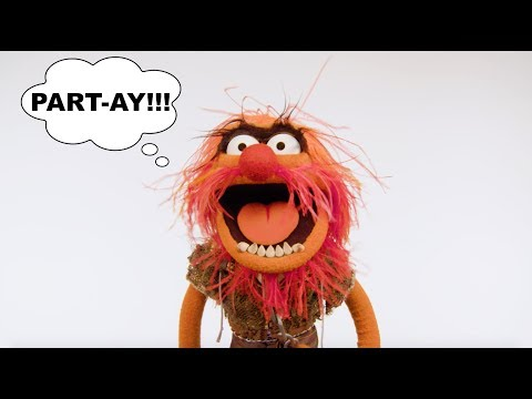 Muppet Thought of the Week ft. Animal   The Muppets