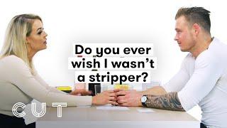 My Stripper Boyfriend and I Play Truth or Drink   Cut