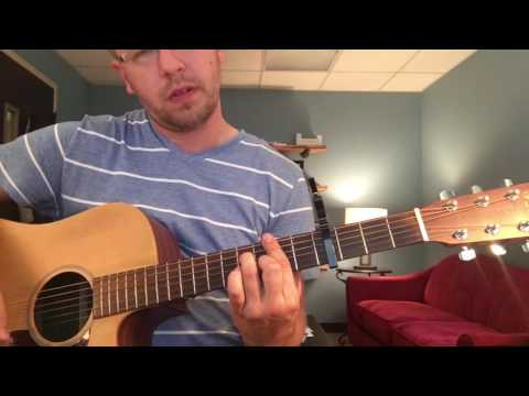 Sing By Lakewood Live - GUITAR CHORD EXPLANATIONS