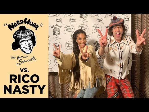 Rico Nasty 'Nardwuar' Interview