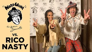 Nardwuar vs. Rico Nasty