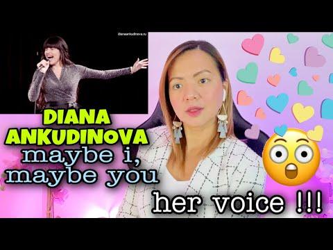 DIANA ANKUDINOVA -