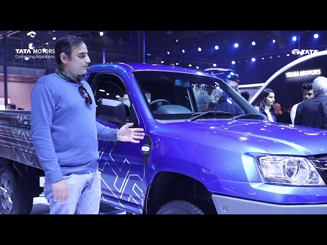 Tata Motors Commercial Vehicles pavilion at Auto Expo 2020 - Visitor 1